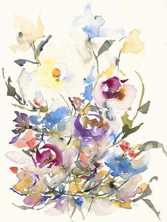 Blissful Garden by Karin Johannesson
