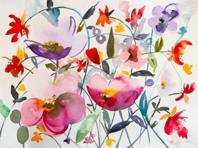Bohemian Garden by Karin Johannesson