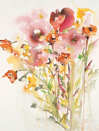 Field of Bloom 1 by Karin Johannesson