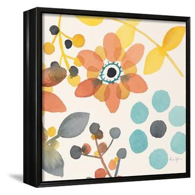 Frivolous Florals 2 by Karin Johannesson