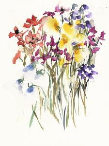 Garden Soirée 2 by Karin Johannesson