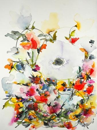 Gardenia 11 by Karin Johannesson