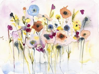 June's Flowers by Karin Johannesson