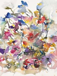 Karin's Garden 3 by Karin Johannesson
