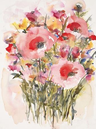 Karin's Garden 4 by Karin Johannesson