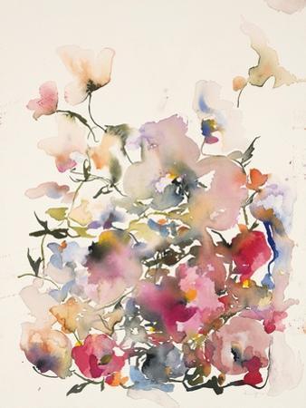 Karin's Garden 5 by Karin Johannesson