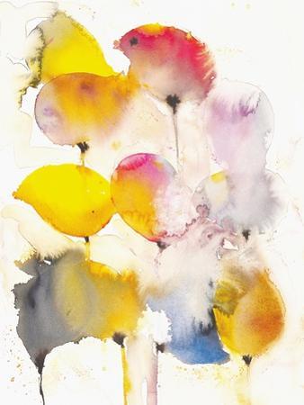 Leaves Falling II by Karin Johannesson