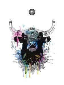 Bull by Karin Roberts