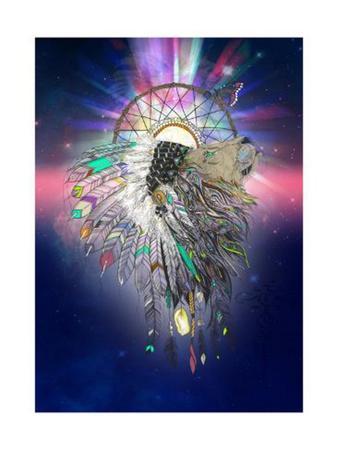 Cosmic Lion Butterfly