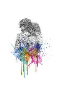 Orangutan by Karin Roberts
