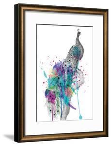 Peacock by Karin Roberts