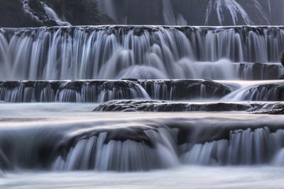 ?trba?ki Buk, Una NP. ?trba?ki Buk Waterfalls Una River, Borders Bosnia, Herzegovina & Croatia