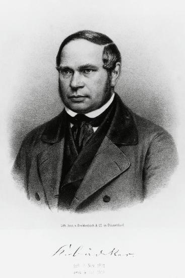 Karl Baedeker--Giclee Print