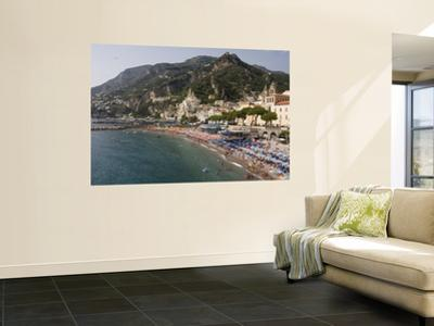 Amalfi Beach by Karl Blackwell