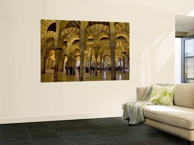 Mezquita Interior by Karl Blackwell