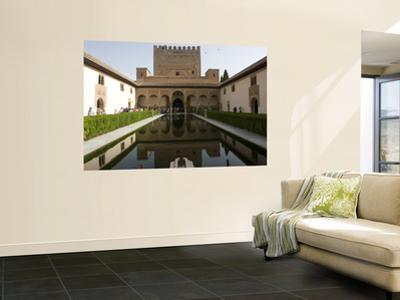 Palacio De Comares and Torre De Comares, Palacios Nazaries (Nasrid Palace), Alhambra