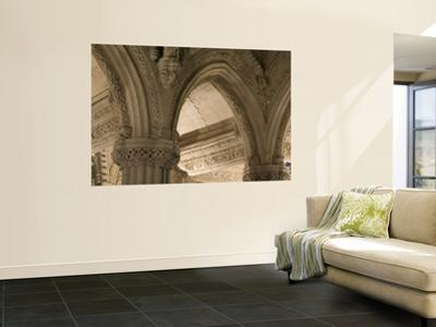 Rosslyn Chapel Interior Detai by Karl Blackwell