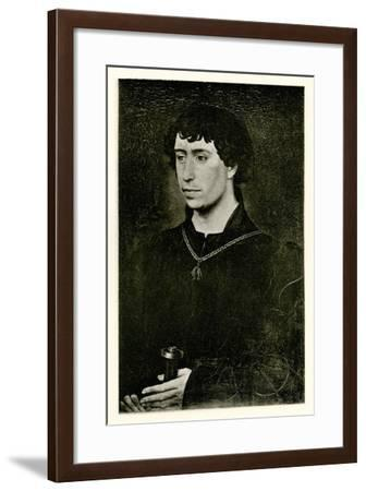 Karl Der Kühne, 1884-90--Framed Giclee Print