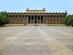 Altes Museum, the Old Museum, Berlin, 1825 by Karl Friedrich Schinkel