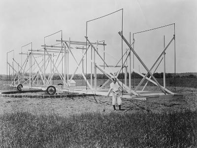 Karl Guthe Jansky, American Physicist and Radio Engineer, C1940--Photographic Print