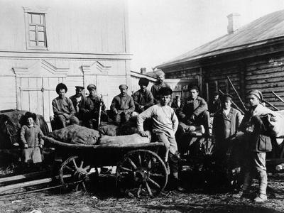 Food for the Red Army, 1920
