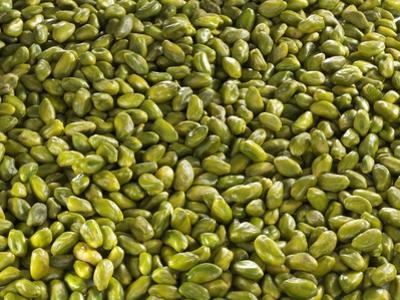 Shelled Pistachios by Karl Newedel