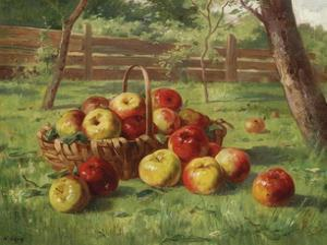 Apple Harvest by Karl Vikas