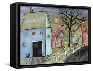 Blue Barn 1 by Karla Gerard