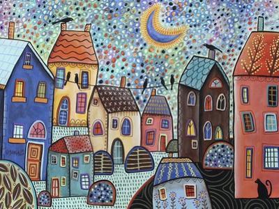 Confetti Sky by Karla Gerard
