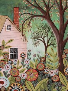 Cottage Garden 1 by Karla Gerard