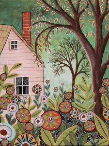 Cottage Garden 1 by Karla Gerard