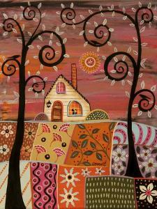 Dandy Landscape 1 by Karla Gerard