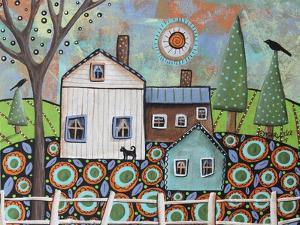 Farmhouse by Karla Gerard
