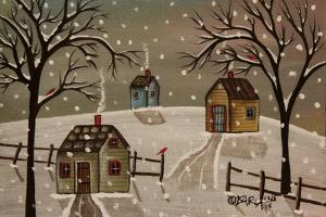 Light Snow by Karla Gerard