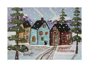 Merry Christmas 1 by Karla Gerard
