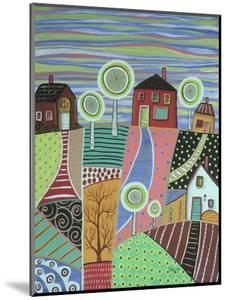 Patch Landscape 1 by Karla Gerard