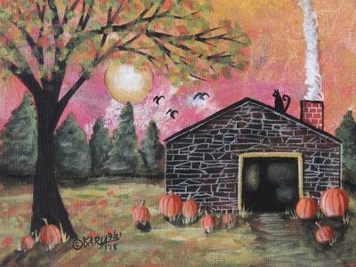 Pumpkin Barn 1