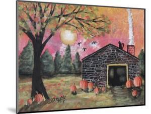 Pumpkin Barn 1 by Karla Gerard