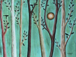 Serene Forest 1 by Karla Gerard