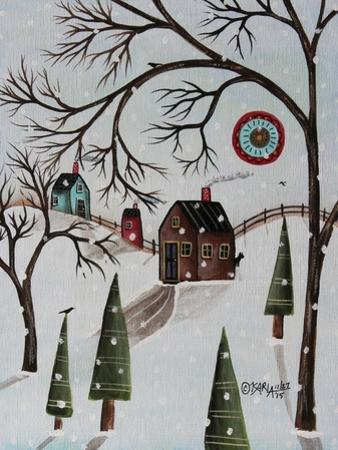 Winter Day 1 by Karla Gerard