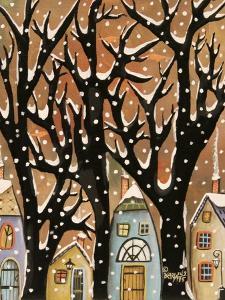 Winter Trees 1 by Karla Gerard