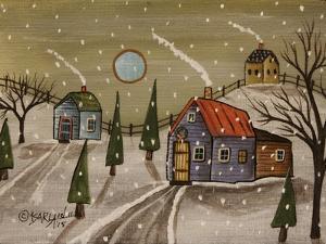 Wreath House by Karla Gerard