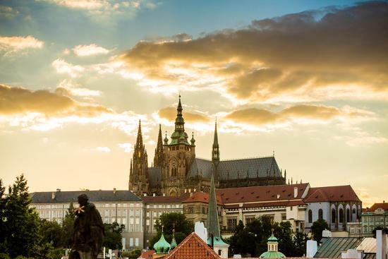 Karlovy Vary, Bohemia, Czech Republic, Europe-Laura Grier-Photographic Print