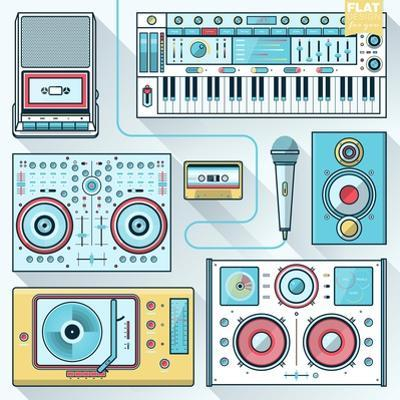 Music Gadgets & Instruments by karnoff