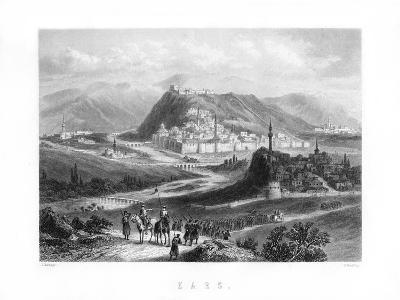 Kars, a City in Northeast Turkey, 1893-J Godfrey-Giclee Print