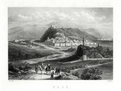 Kars, Turkey, 19th Century-J Godfrey-Giclee Print