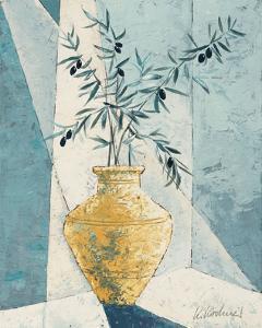 Olive Tree Branches by Karsten Kirchner