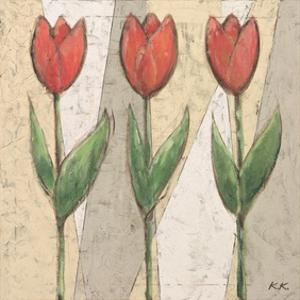 Spring Feeling in Red by Karsten Kirchner