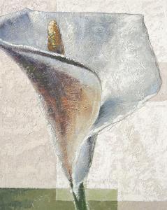 Standing White by Karsten Kirchner