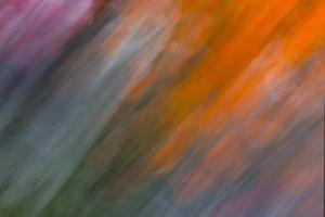 Abstract Skies III by Karyn Millet